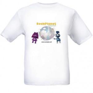 SockPlanet T-shirt