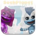 iOS sock planet app